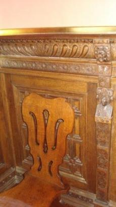 Intricate and very beautiful woodwork